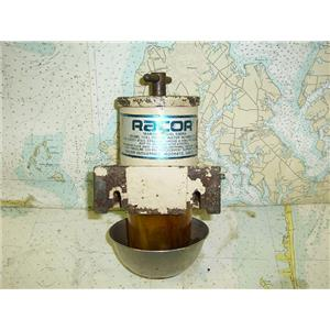 Boaters' Resale Shop of TX 1707 0457.25 RACOR 500MA WATER FILTER/FUEL SEPERATOR