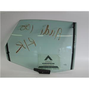 Audi 100 right rear door glass 4A5845026A
