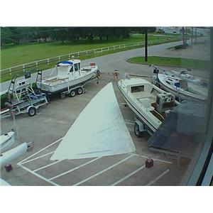 Mainsail w 42-9 Luff from Boaters' Resale Shop of TX 1706 2257.94