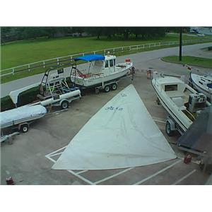 Cal 40 Mainsail w 39-2 Luff from Boaters' Resale Shop of TX 1705 2025.93