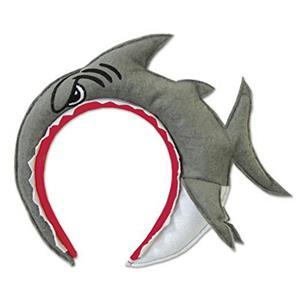 Shark Attack Headband Costume Accessory