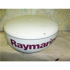 "Boaters' Resale Shop of TX 1707 2021.01 RAYMARINE RD218 ANALOG 2KW 18"" RADOME"