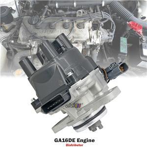 Electronic Ignition Distributor For Nissan Pulsar SE SLX N15 1996-00 1.6L GA16DE