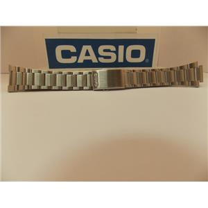 Casio Watch Band SGW-500 D Bracelet Silver Tone/Compass Thermometer Twin Sensor