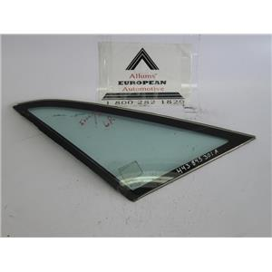 Audi 5000 left rear quarter glass 443845301A