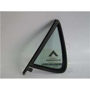 SAAB 9-5 98-09 left rear quarter glass window 51-82-035