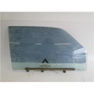 Mercedes W126 380SEL 300SE 560SEL right front door window glass
