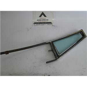 Mercedes W111 coupe 280SE 300SE left front vent window glass