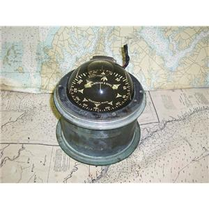 """Boaters Resale Shop of TX 1707 2077.01 RITCHIE 5"""" BINNACLE COMPASS WITH BUBBLE"""