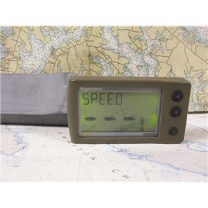 Boaters' Resale Shop of TX 1707 2055.04 RAYMARINE ST40 SPEED DISPLAY WITH COVER