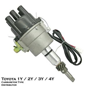 Electronic Carburetor Ignition Distributor Toyota 1Y 2Y 3Y 4Y Hilux HiAce Dyna