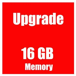 Memory Upgrade 16GB