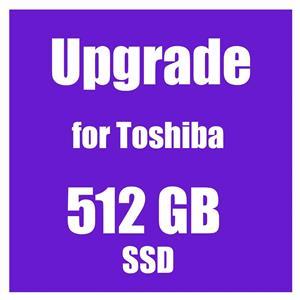 SSD Upgrade 512GB