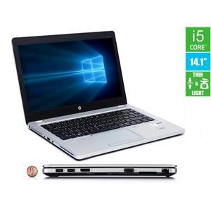 "HP EliteBook 9470m, i5 1.8GHz 14.1"" Laptop"