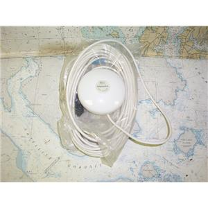 Boaters' Resale Shop of TX 1707 1057.17 RAYMARINE RS12 GPS SENSOR WITH CUT CABLE
