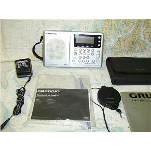 Boaters' Resale Shop of TX 1707 2045.01 GRUNDIG YACHT BOY400 PE WORLD RECEIVER
