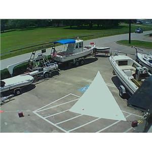 Hank On Jib w Luff 28-3 from Boaters' Resale Shop of TX 1705 2541.92
