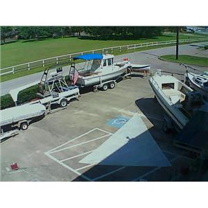 Hank On Jib w Luff 19-0 from Boaters' Resale Shop of TX 1706 0427.91