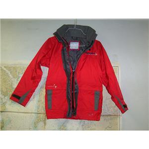 "Boaters' Resale Shop of TX 1707 2202.02 WEST MARINE SIZE 6 ""THIRD REEF"" JACKET"