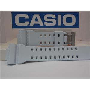 Casio Watch Band GA-110 SN-7A Sky Blue G-Shock Original Watchband. Strap