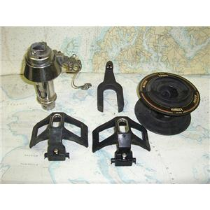 Boaters' Resale Shop of TX 1705 1425.01 SELDEN FURLEX 200 S RF DRUM COMPONENTS