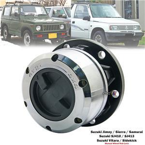 1 x 26 Spline Steel Wheeling Locking Hubs For Suzuki Grand Vitara Geo Tracker