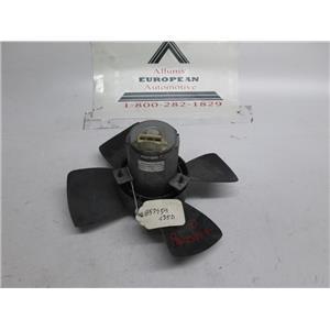 Volkswagen Passat auxiliary fan motor 857959455D
