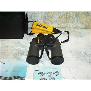 Boaters' Resale Shop of TX 1708 2052.01 NIKON 7x50 7.2 CF WP COMPASS BINOCULARS