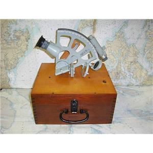 Boaters' Resale Shop of TX 1709 0122.01 FREIBERGER TROMMEL SEXTANT No. 880-231