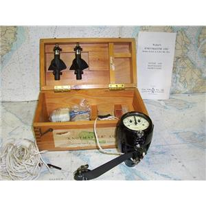 Boaters' Resale Shop of TX 1709 0122.02 WALKER'S KNOTMASTER LOG MK III A SYSTEM
