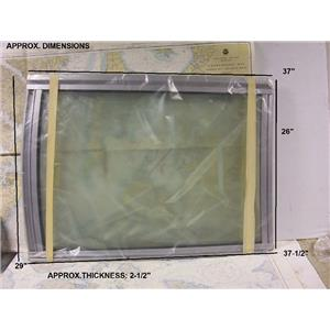 Boaters' Resale Shop of TX 1707 0471.42 TAYLORMADE WINDSHIELD PANEL