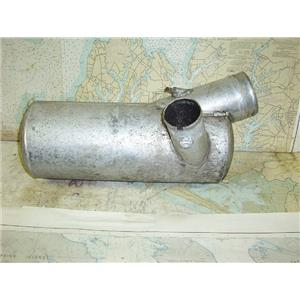 "Boaters Resale Shop of TX 1708 2075.62 WATERLIFT MUFFLER - 7"" CHAMBER DIAMETER"