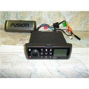 Boaters' Resale Shop of TX 1708 1277.02 FUSION MS-CD600 MARINE FM/CD STEREO ONLY