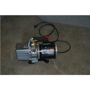 JB Industries Refrigeration Evacuation Vacuum Pump, DV-285N, 6' chord