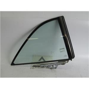Mercedes W140 coupe S500 S600 right rear quarter glass window