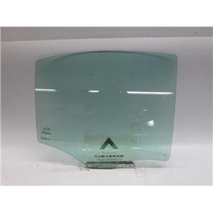 Mercedes W211 E320 E500 right rear door glass window