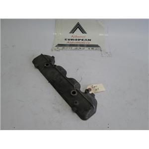 Fiat 124 valve cam cover no oil fill cap