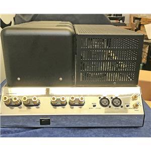 McIntosh MC275 Mark V Tube Stereo Power Amplifier With Original Manual