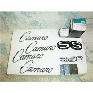 Boaters' Resale Shop of TX 1710 4105.07 CAMARO SS 360 INSIGNIA KIT