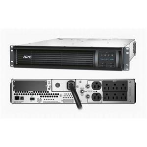 APC SMT3000RM2U Smart-UPS On-Line Battery Backup 2700W 120V 2U LCD Rackmount NNB
