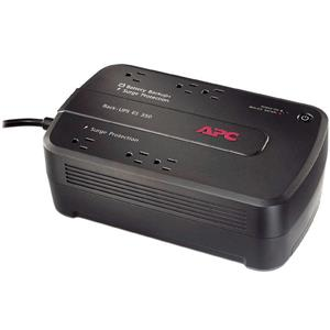 APC BE350G Back-UPS 350VA 200W 120V Power Battery Backup UPS System REF