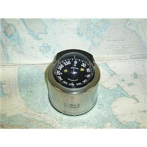 Boaters' Resale Shop of TX 1709 2741.04 RITCHIE WS-F1 POWERDAMP BINNACLE COMPASS