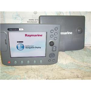 Boaters' Resale Shop of TX 1709 1155.04 RAYMARINE CLASSIC C80 MULTI DISPLAY ONLY