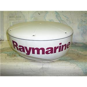 "Boaters' Resale Shop of TX 1709 1155.01 RAYMARINE RD218 RADAR 18"" 2KW DOME ONLY"