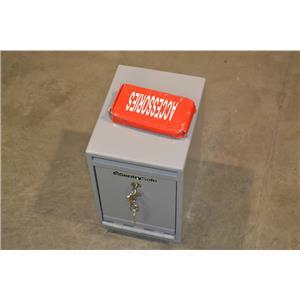 Sentry Safe UC-039K Cash Depository Safe, 0.39 cu. ft., 29 lb., Gray