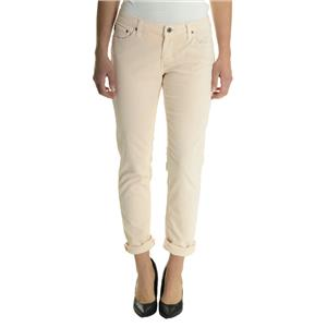 31 NWT AG Adriano Goldschmied Jeans The Stilt Cigarette Blush Pink Corduroy