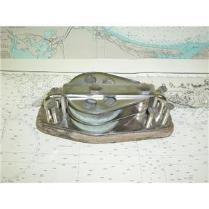 Boaters' Resale Shop of TX 1709 2175.05 SCHAEFER BIG BOAT DOUBLE FOOT BLOCK