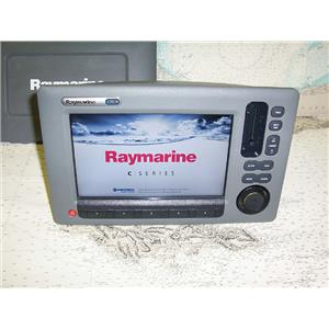 Boaters' Resale Shop of TX 1709 1171.01 RAYMARINE C90W WIDESCREEN DISPLAY ONLY