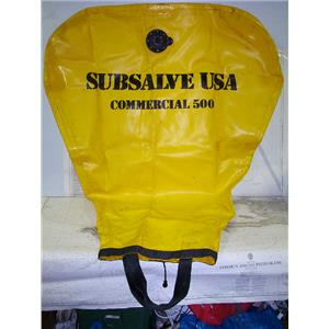 Boaters' Resale Shop of TX 1710 0255.11 SUBSALVE USA COMMERCIAL 500 LIFT BAG