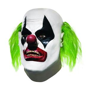Batman Arkham City Henchman Scary Clown Adult Mask